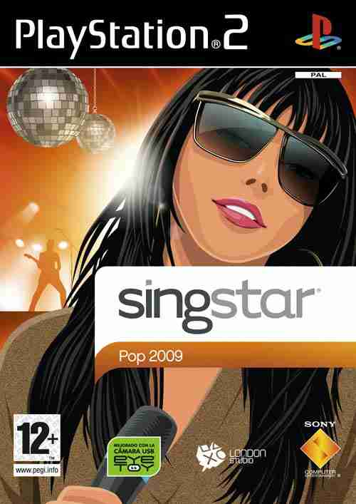 Descargar Singstar Pop 2009 [Spanish] por Torrent
